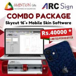 Skycut Plotter 16 Inch With Mobile Skin Software