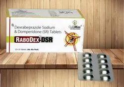 Dexrabeprazole Sodium, Domperidone Sr Tab