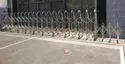 SS Motorized Retractable Gates