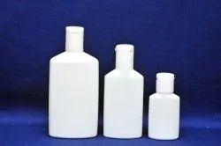 Flat Hair Oil Bottle