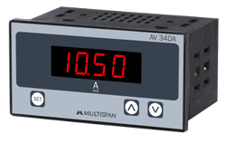 AV-34DA DC Amperer Meter