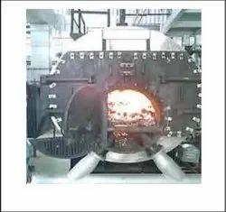 Solid Fuel Fired 4000 Kg/hr Steam Boiler IBR Approved