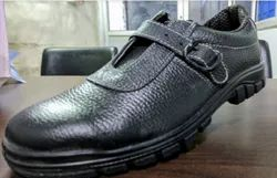 Oil Resistant Ladies Safety Shoes