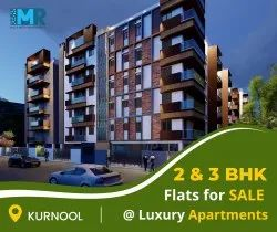 2,3 Bhk Apartment Flat For Sale