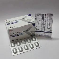 Pre Probiotics With s. Boulardll 10X10
