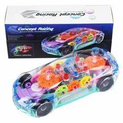 Multicolor Concept Car, No. Of Wheel: 4