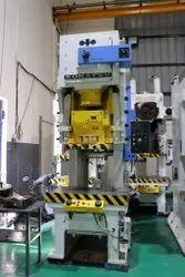 Used Power Press 110 Ton