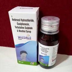 Ambroxol, Terbutaline, Guaiphenesin And Menthol