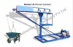 Monkey Hoist Machine