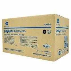 Konica Minolta Page Pro 4600 Black Toner Cartridge