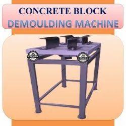 Concrete Block Demoulding Machine