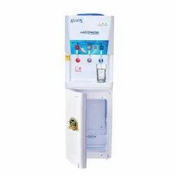 Atlantis Air Press Touchless Water Dispenser With Fridge