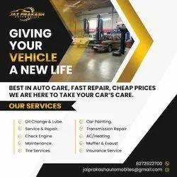 Car Repair & Service In Kolkata