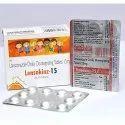 Lensokinz-15 Lansprazole 15mg Dispersable Tab.(alu-alu), Form: Tablet, 10x10