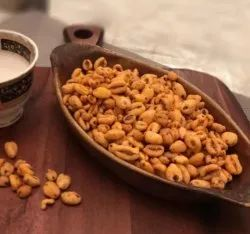 Peri Peri Roasted Wheat Puff Spicy Masala, Packaging Size: 60 gm, Packaging Type: Packet