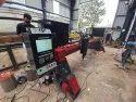 CNC Plasma And Oxyfuel Cutting Machine.