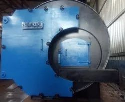 Coal Fired 3000 kg/hr Steam Boiler, IBR Approved