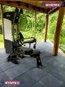 Open Gym Rubber Flooring