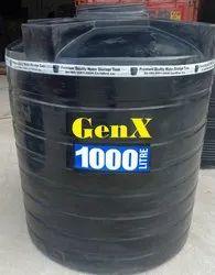 GENX WATER STORAGE TANK