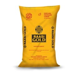 Raasi Gold Pozzolana Portland Cement