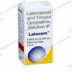 Latocom Eye Drop