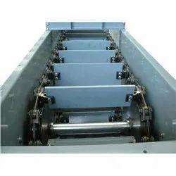 Mild Steel Drag Chain Conveyor