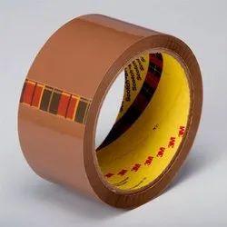 3M Brown BOPP Packing Tape