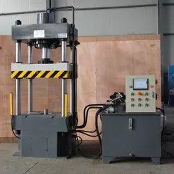 Four Pillar Type Hydraulic Press 150 Ton
