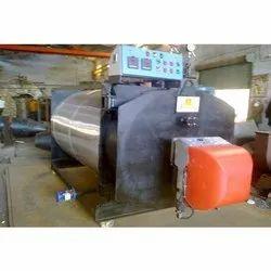 Oil & Gas Fired 0.1-2 Mcal/hr Hot Water Boiler