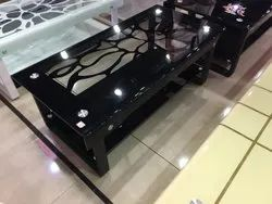 Glass T Pai Table, Size: Standard