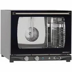 Electric Unox Convection Oven XFT-133 Capacity: 4 Tray 460x330 Power: 3KW