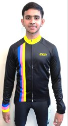 CCN Full Sleeves Cycling Jersey