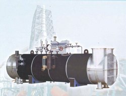 Gas Fired 2000 kg/hr Waste Heat Recovery Steam Boiler