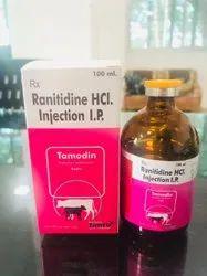 Ranitidine HCI Injection I.P