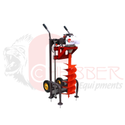 Pulley Type Earth Auger