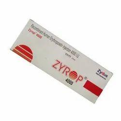 ZYROP 4K VIAL ERYTHROPOIETIN 4000 IU