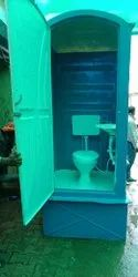 Frp Bio Toilet Cabin