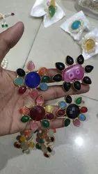 stone finger ring