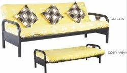 Decorative Mild Steel DS 234 Sofa set, For Home, Living Room