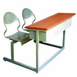 Classroom Two Seater Desk