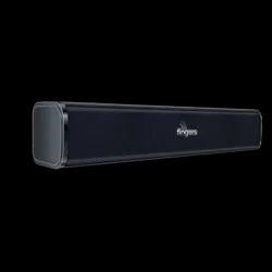 Black Fingers F2.0 USB Powered Stereo Speaker, 530 G