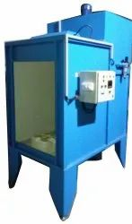 Aluminum,Steel and Iron Powder Coating Cartridge Filter Booth, Fully Undershot Type, Automation Grade: Semi-Automatic