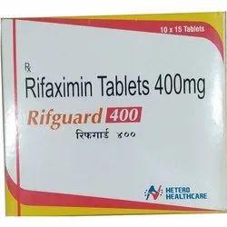 Rifaximin Tablet 400Mg