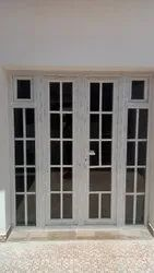 Quality Windows Residential UPVC Window, Thickness Of Glass: 5-mm