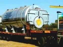 Oil & Gas Fired 2 TPH Steam Boiler