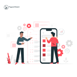 Online Mobile App UX Designing Service