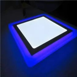 Side Blue LED Panel Light