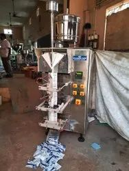 Curd Juice Water Pouch Packing Machine