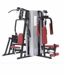 WC4533 4 STACK 8 STATION MULTI GYM