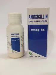 Amoxicillin Oral Suspension 250 Mg 5ml